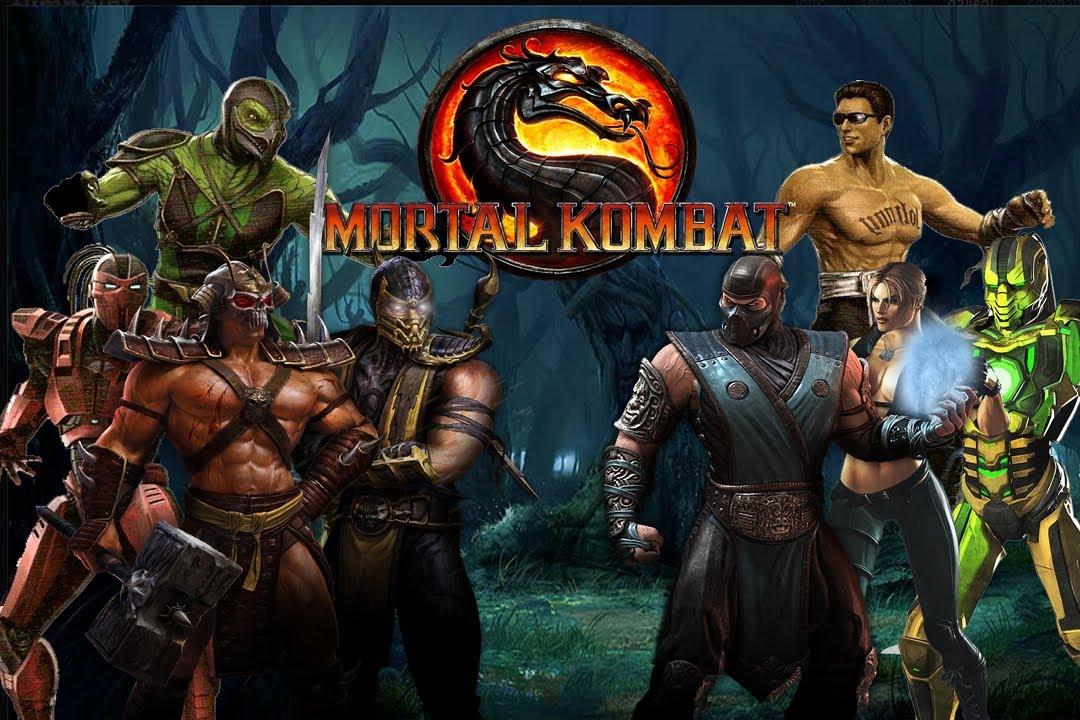 Mortal Kombat 9 Komplete Edition - All Costumes / Skins *All Intros* (HD)