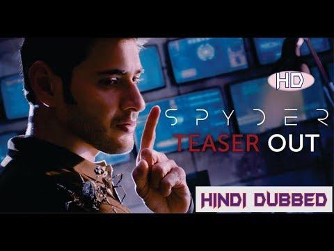 spyder hindi dubbed