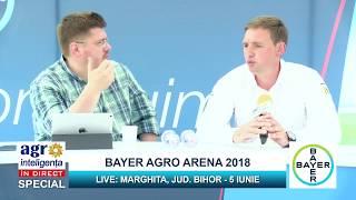 Bayer Agro Arena 2018: Marghita, județul Bihor