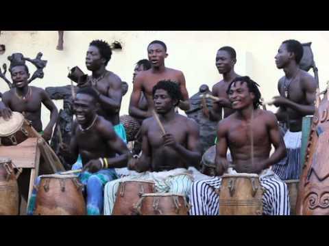 Gahu-Traditional African Dance