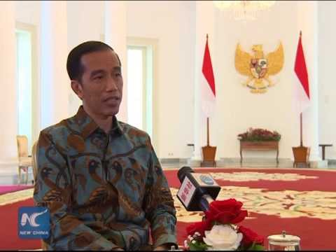 Indonesian president: AIIB to benefit infrastructure development