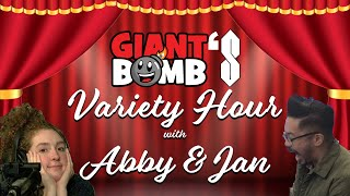 Giant Bomb's Variety Hour with Abby and Jan: PAX West 2019