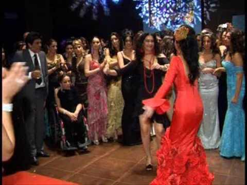 Vestidos fiesta boda gitana