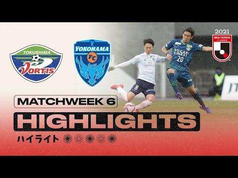 Tokushima Yokohama FC Goals And Highlights