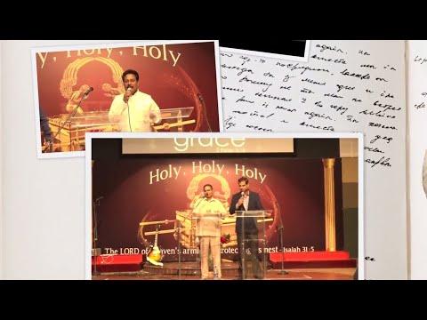 Restoration of All Things - Hebron Castle Church Chennai - Sandeep Daniel