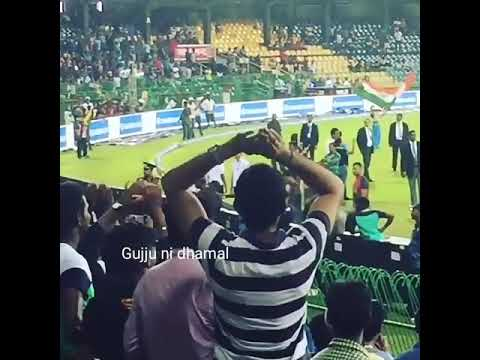Indian Fan Nagin Dance - India Vs Bangalesh