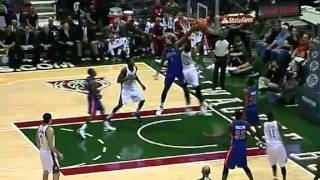Nightly Notable - Andre DOMINATED with 19 Points | 10/13/2012 | NBA Preseason