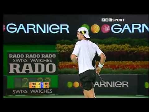 Roger Federer ::: best 2nd serve EVER !!!