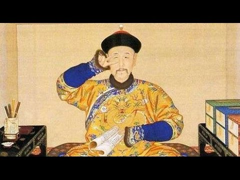 'Animated' Chinese emperor a web sensation