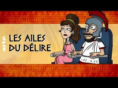 LES AILES DU DÉLIRE | 50 NUANCES DE GRECS #10 | ARTE