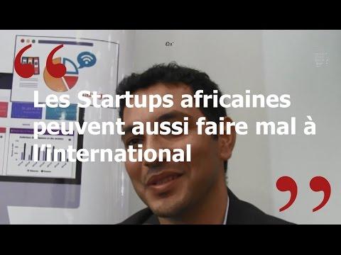 Interview de Youssef LEMRINI de Manageo, au salon Africa IT Expo