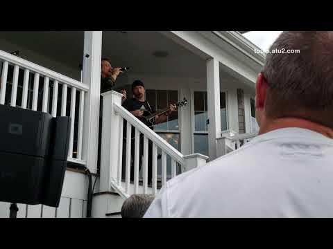 U2 - One - Bourne, MA (Cape Cod), June 30, 2018 (www.atu2.com)