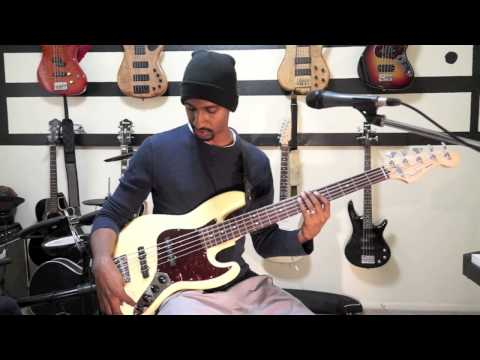 James Reed Pickups Demo - Sean Byrd