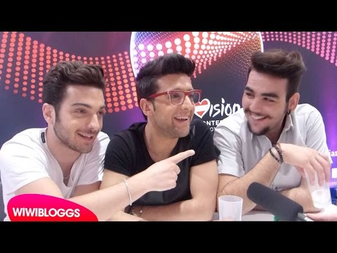 """Interview: Il Volo (Italy) on Eurovision 2015, """"Grande Amore"""" and women 