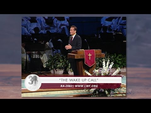 Adrian Rogers: The Wake Up Call #2082