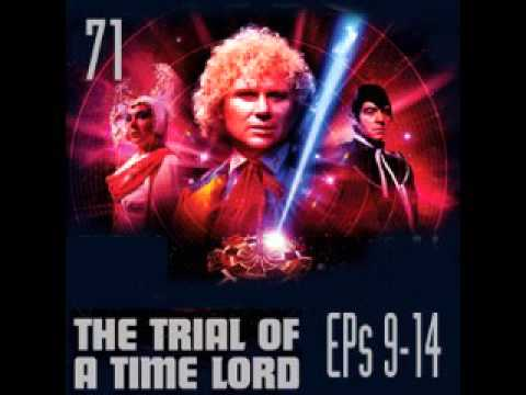 Vervoids and Foe Trial of a Timelord 3 #DoctorWho DVD Archive Podcast Review@TinDogPodcast 2008 71