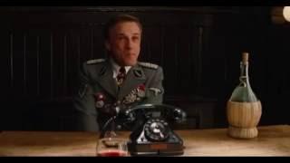 Бесславные ублюдки  - Бинго! бесподобный Кристоф Вальц