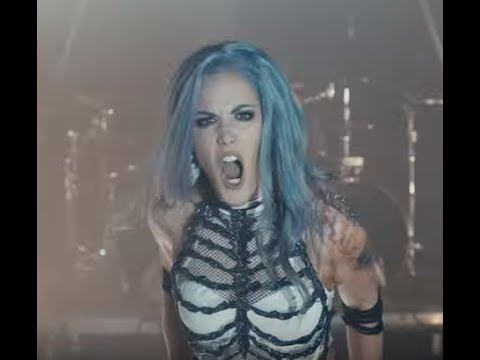 """Arch Enemy new video for """"The Race"""" - John 5 covers Metallica's Enter Sandman"""