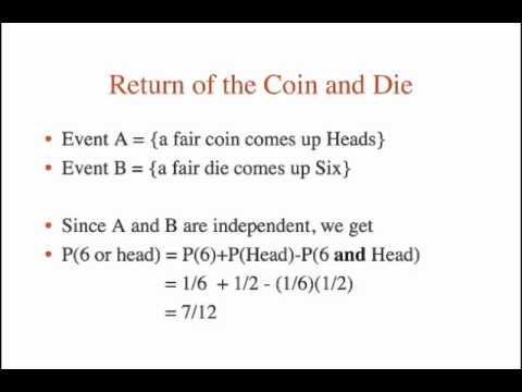 Probability Basic Concepts - YouTube
