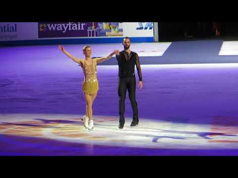 U.S. Figure Skating Championships 2018 Pairs Medal Ceremony