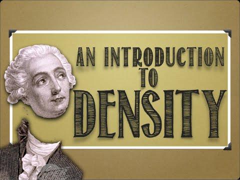 Matter: Density