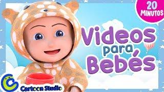 Los Mejores vídeos para niños - Vídeos para bebes - Vídeos de bebe - Vídeos infantiles en español