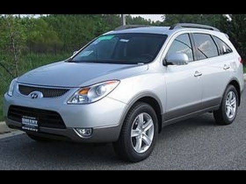 2011 Hyundai Veracruz in depth tour