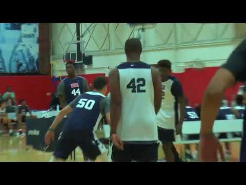 Class of 2020 fivestar guard Anthony Edwards USA Basketball highlights