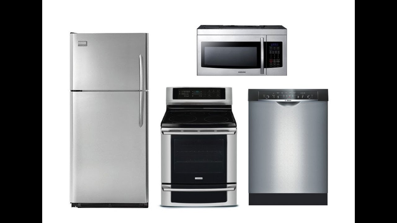 Awesome How To Clean Stainless Steel Appliances   YouTube