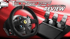 THRUSTMASTER T300 Ferrari Integral Racing Wheel - Alcantara Edition - (Langzeit-) REVIEW