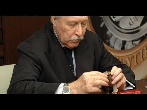 Gérald Genta - The world's greatest modern wrist watch designer