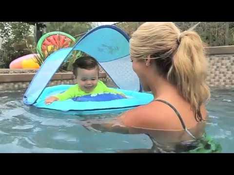 Baby Spring Float Sun Canopy | SwimWays
