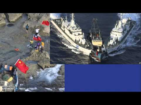 Senkaku/Diaoyu Island Dispute