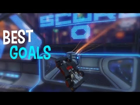 Best Goals  Rocket League  #19