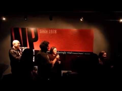 'Dear Elizabeth' Opening Night Party for Cherry Jones+David Aaron Baker streaming vf