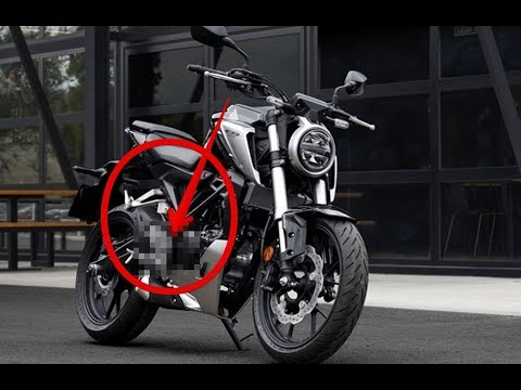 honda cb125r 2018 review awesome retro bike youtube. Black Bedroom Furniture Sets. Home Design Ideas