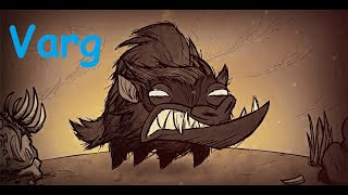Don't Starve RoG - How to capture a Varg.
