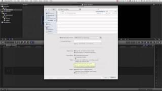 Final Cut Pro X Advanced Tutorial - Media Management using Disk Images