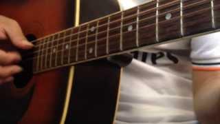 Bài Hát Tặng Em Guitar Cover