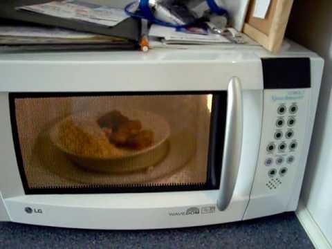 Talking Microwave