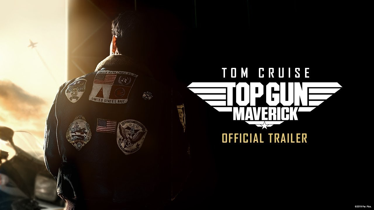 Top Gun Maverick | Trailer 1 | Paramount Pictures International