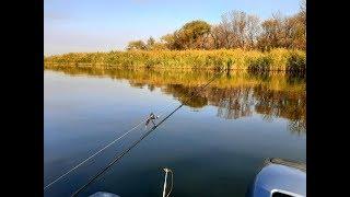 Рыбалка Карачуны Лодка Щука