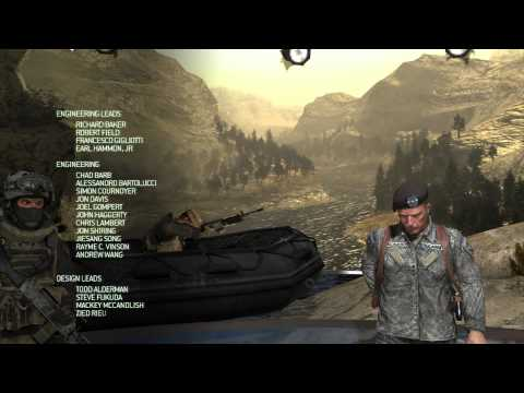 Call Of Duty: Modern Warfare 2. Final Part. Ending. Credits. PC Max Settings Gameplay HD