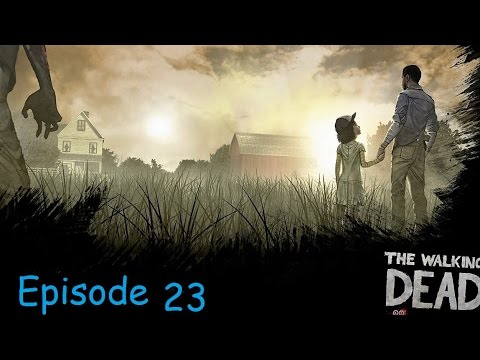 The Walking Dead Episode 3 - 4: Meeting a stranger
