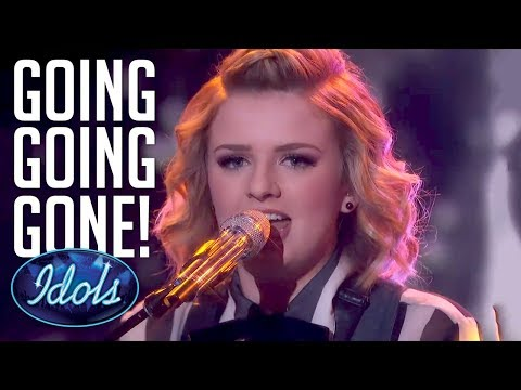 WINNER MADDIE POPPE Sings ' Going Going Gone' Live On American Idol 2018 | Idols Global