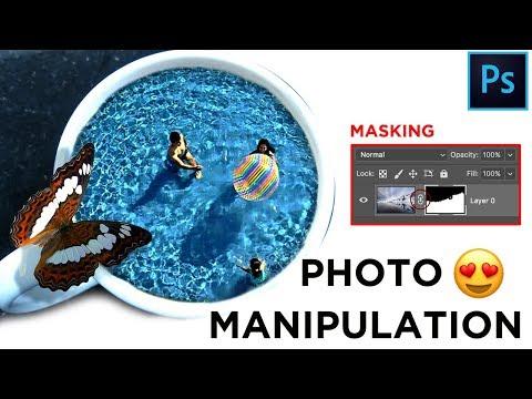 Manipulation in Photoshop | Photoshop Tutorial thumbnail