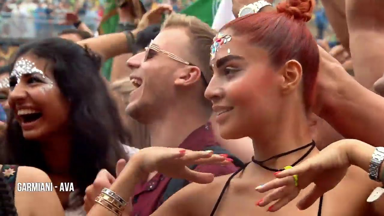 GARMIANI   TOMORROWLAND MAINSTAGE 2019 DROPS ONLY ?❤️
