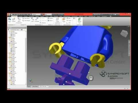 Autodesk Inventor 2015 - iMate (ภาษาไทย)
