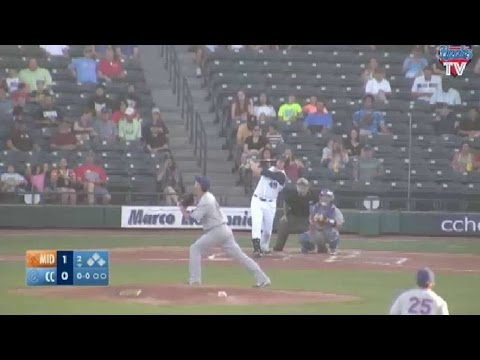 AJ Reed hits one out for the Hooks