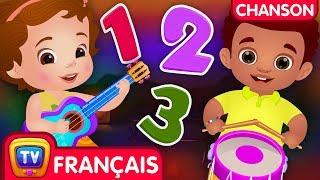 Dix Petits Garçons et Filles - Numéros d'apprentissage chanson | Comptines pour Enfants | ChuChu TV